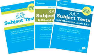 PARENTS: Get Your Kids' Subject Test and AP Prep Books EARLY IN THE
